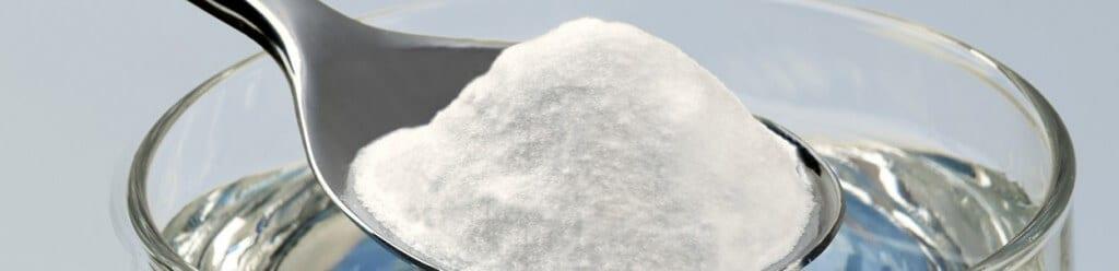 bicarbonate of soda or baking soda