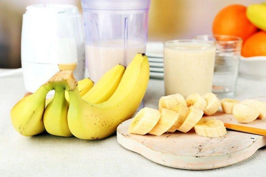 banana smmothie