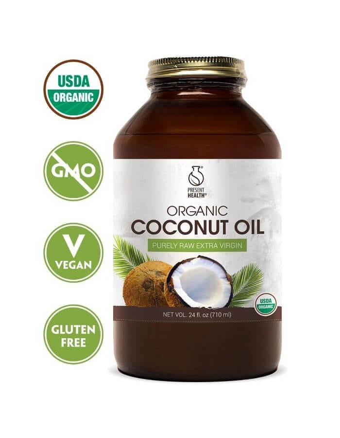 Coconut oil, nature's little miracle