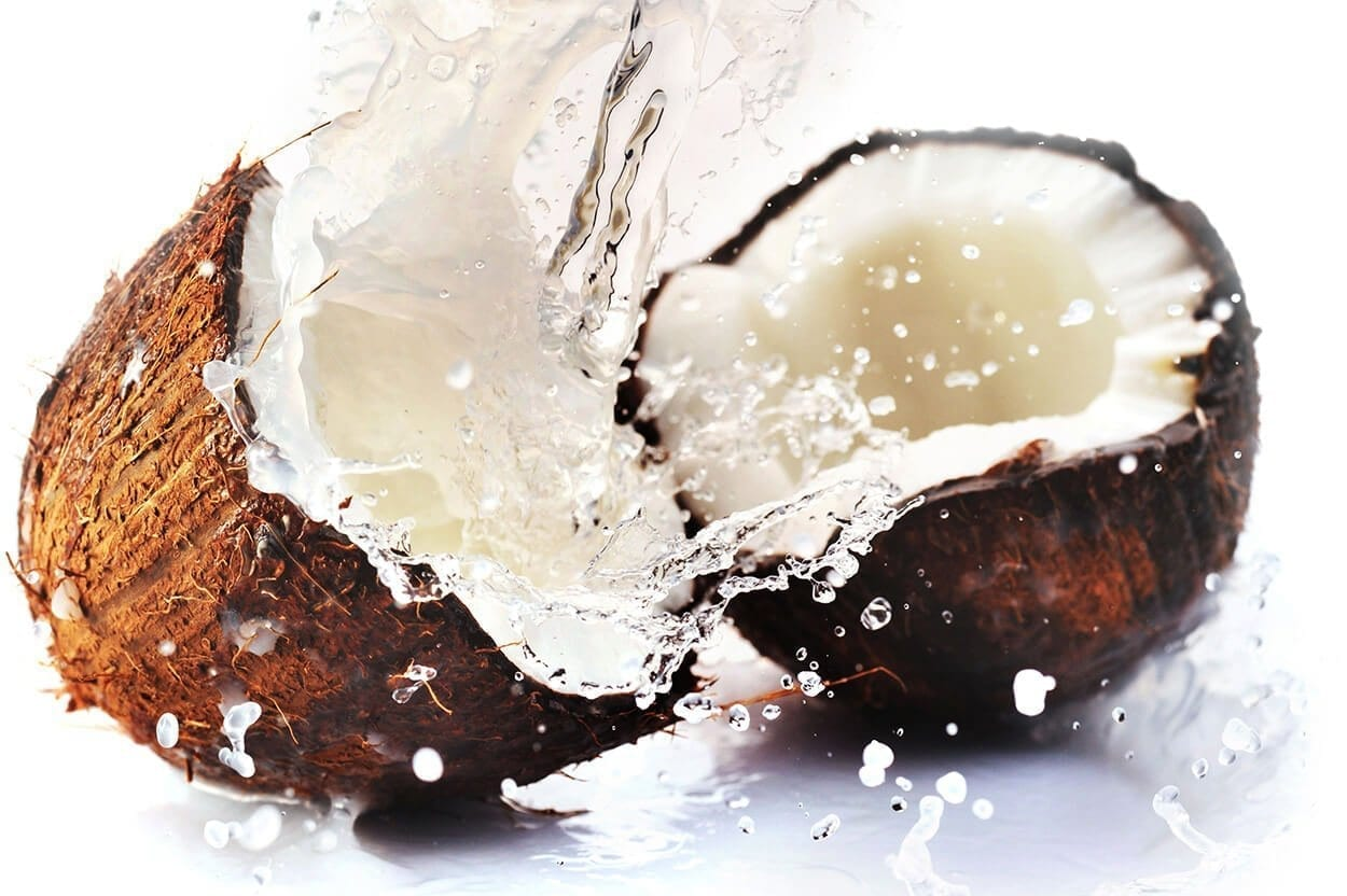 Organic virgin coconut oil, nature's little miracle