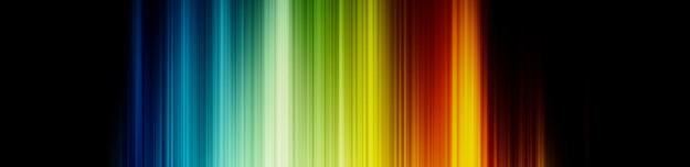 multicoloured vertical lines