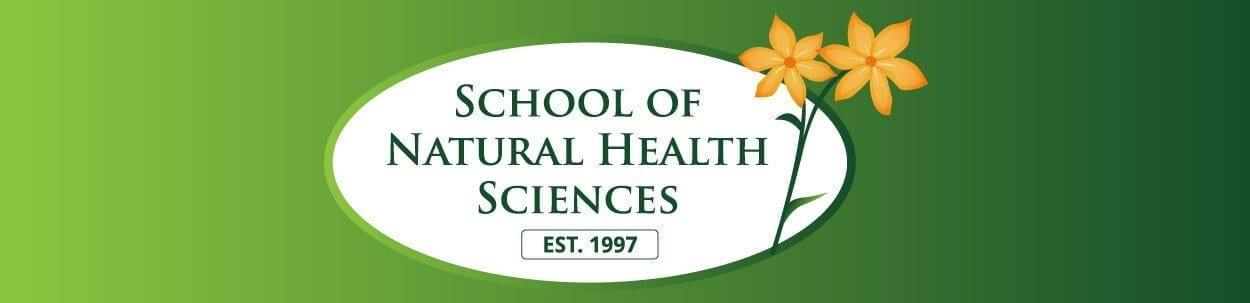School of Natural Health Sciences