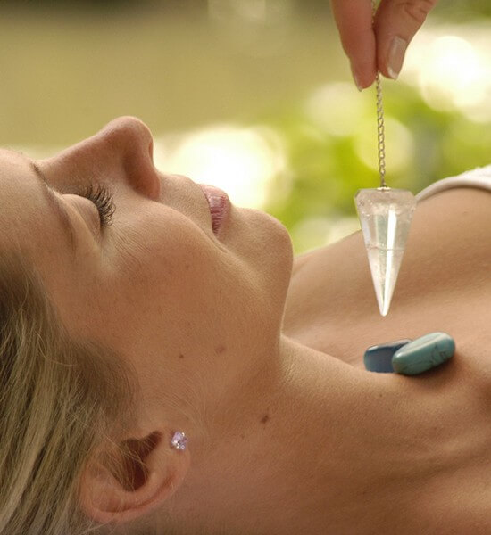 Crystal Healing Courses at The School of Natural Health Sciences