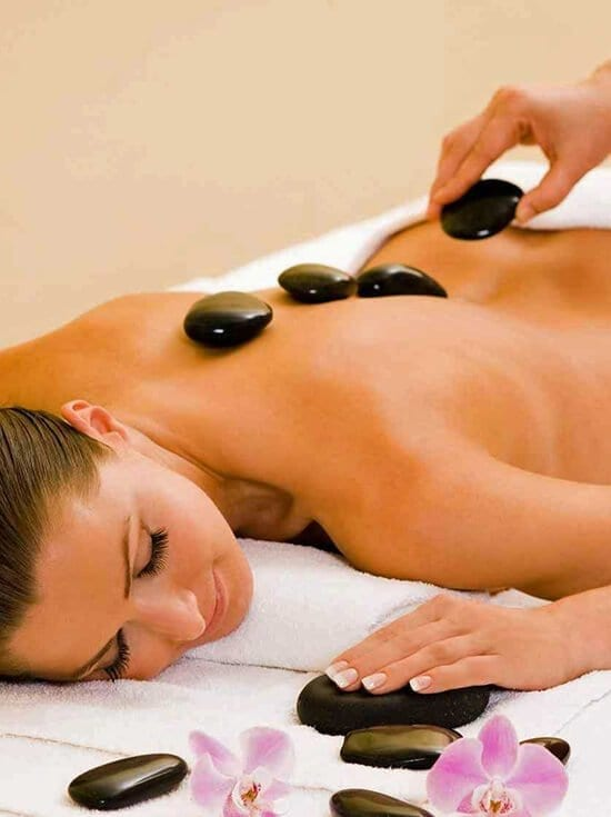 Hot Stone Therapy courses at The School of Natural Health Sciences
