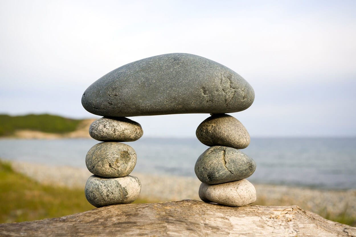 Balance in life and work