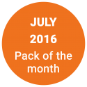 SNHS July pack of the month