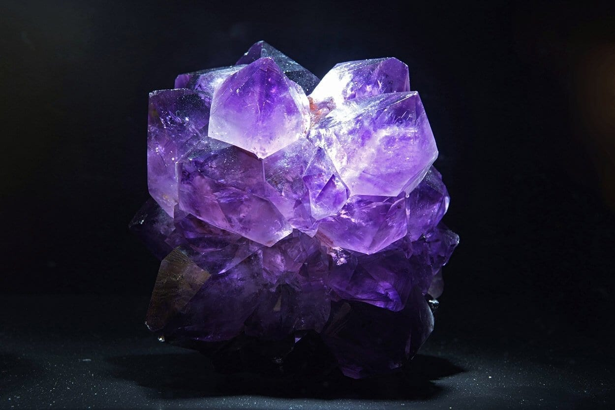 Amethyst - Crystals as part of your personal support system
