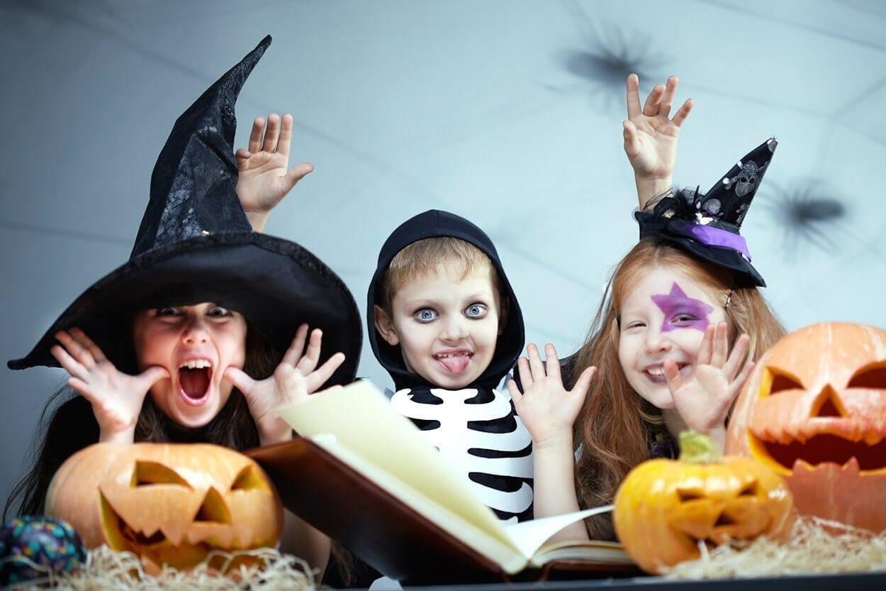 Our Top 5 Healthy Halloween Treats for Tricksters