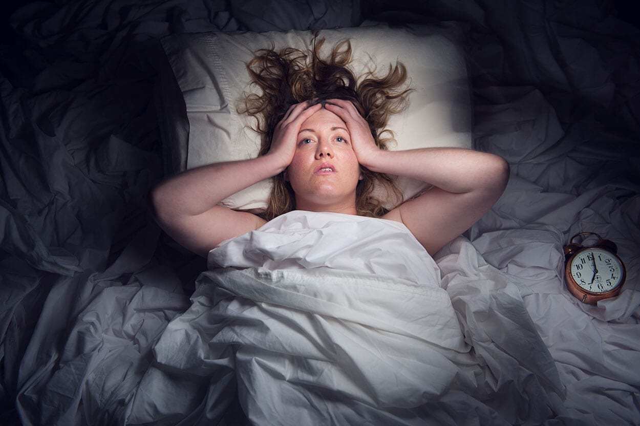 For insomnia sufferes, a regular massage can help you to sleep