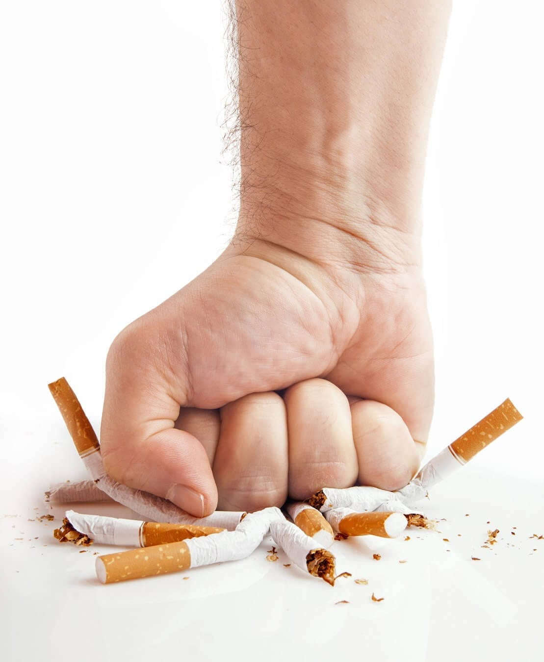 how to just stop smoking
