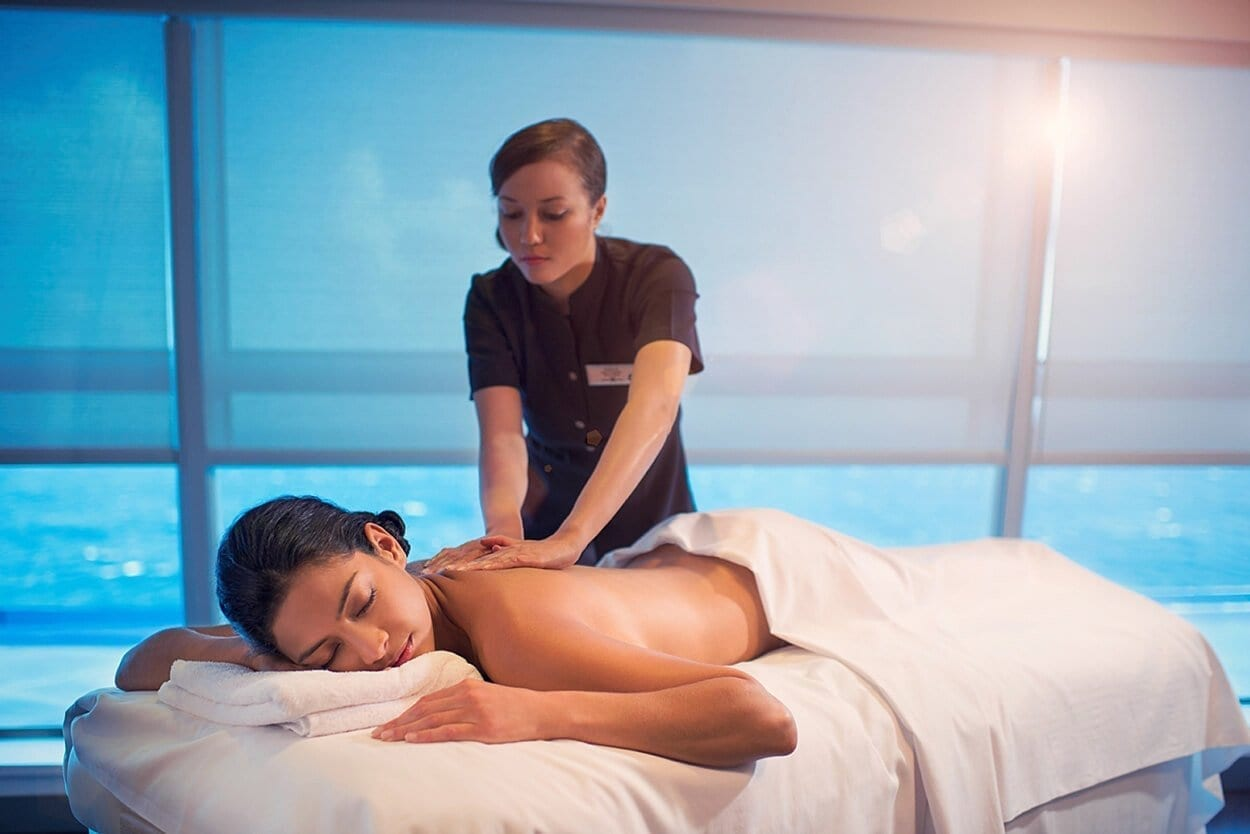 Cruise ships are going mad for masseuses and beauty workers, and are constantly hiring