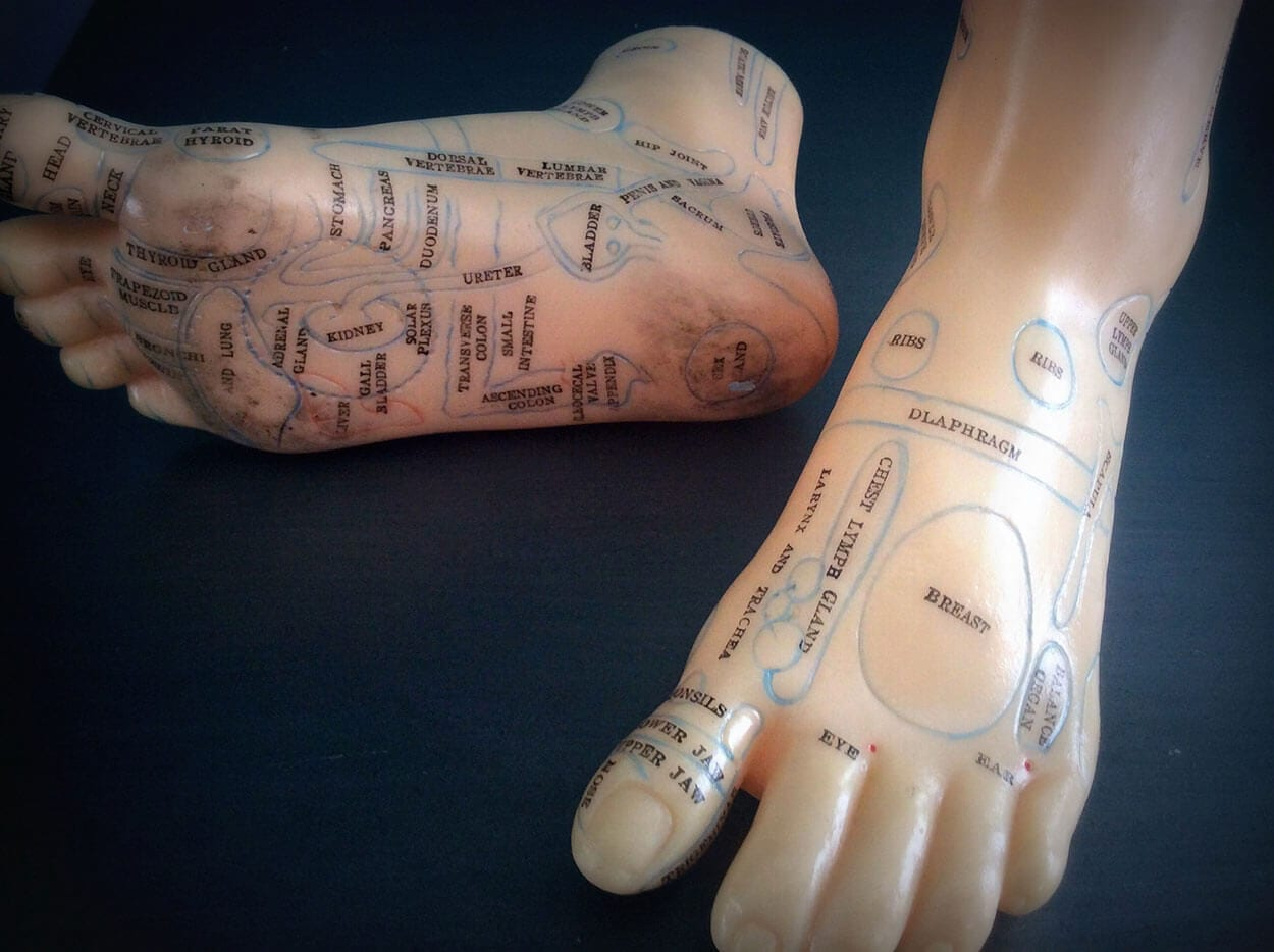 Reflexology. Why you need to know it.