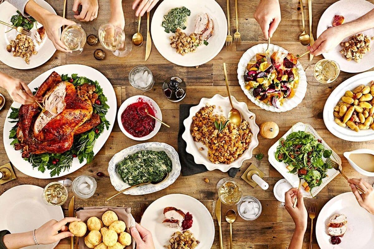 Thanksgiving - an attitude of gratitude