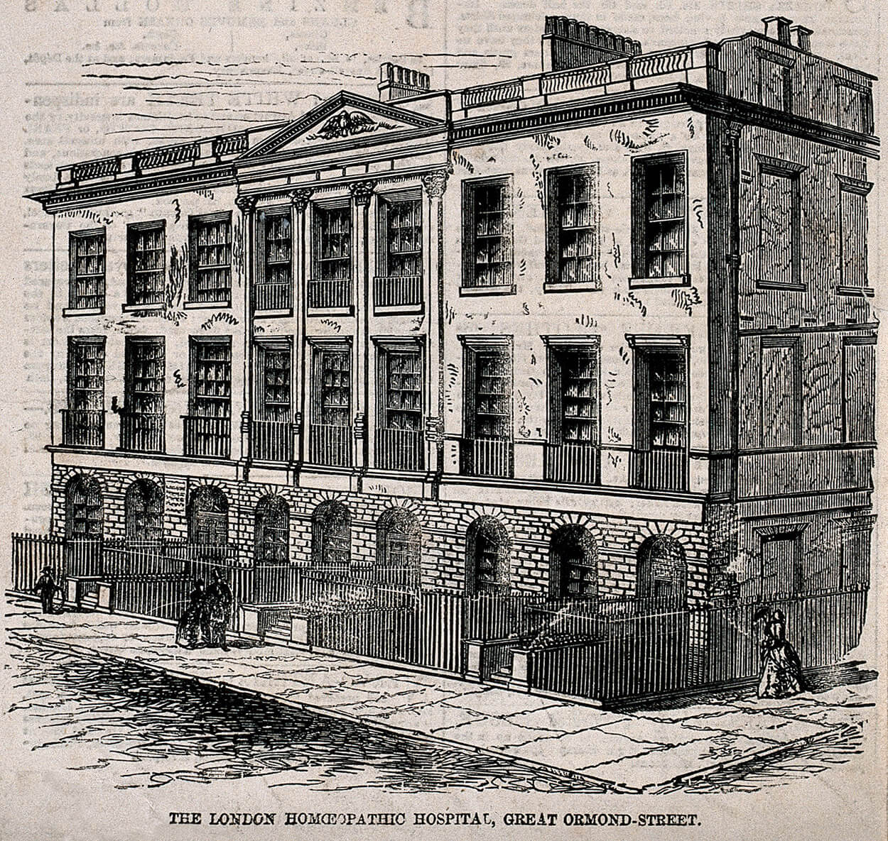 Royal London Homeopathic Hospital