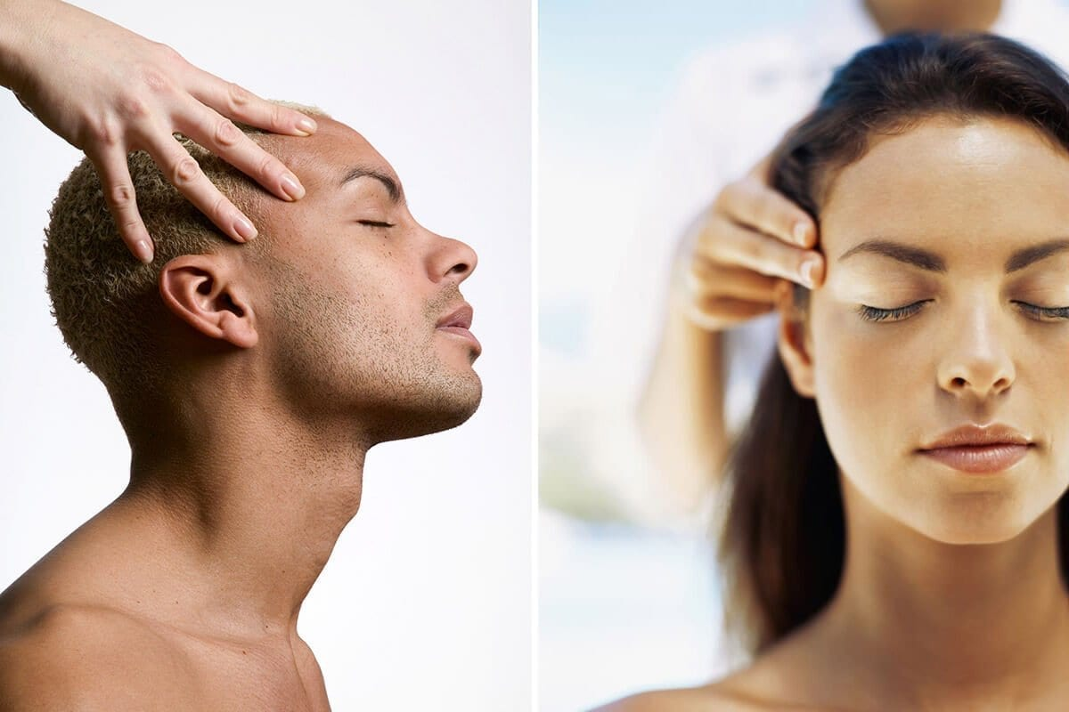 The bajillion benefits of Indian Head Massage