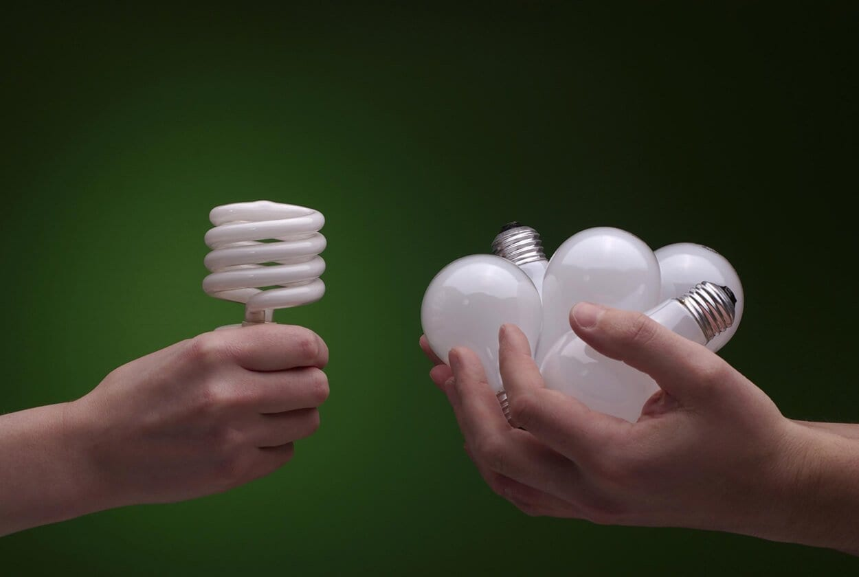 Switch out the lights 5 simple tips to reduce your carbon footprint