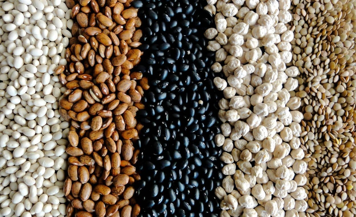 Beans - Top 5 foods that help lower blood pressure