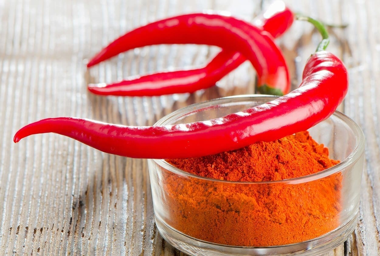 Cayenne Pepper - Kick that cough with these natural remedies