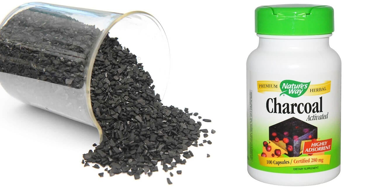 Activated Charcoal - 4 must-haves for your holistic first aid kit