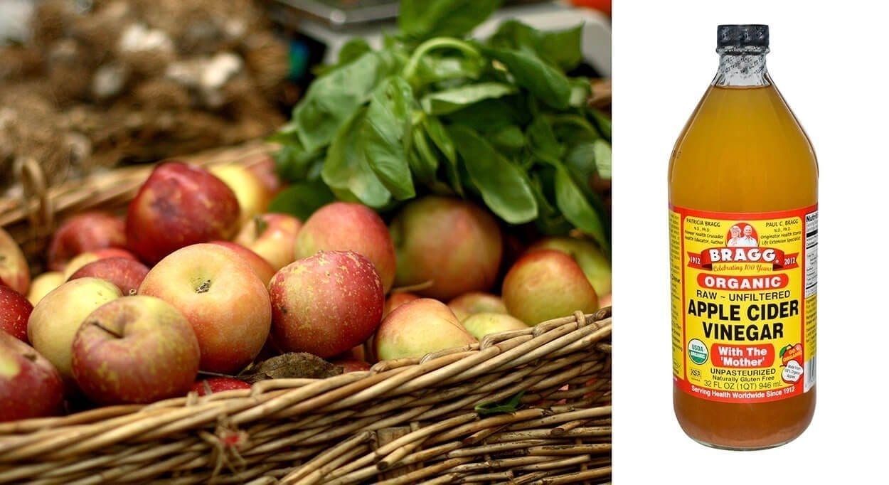 Raw Apple Cider Vinegar - 4 must-haves for your holistic first aid kit