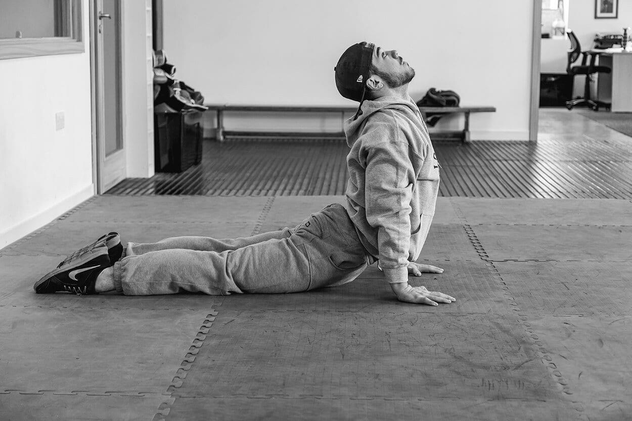 Key yoga poses for men
