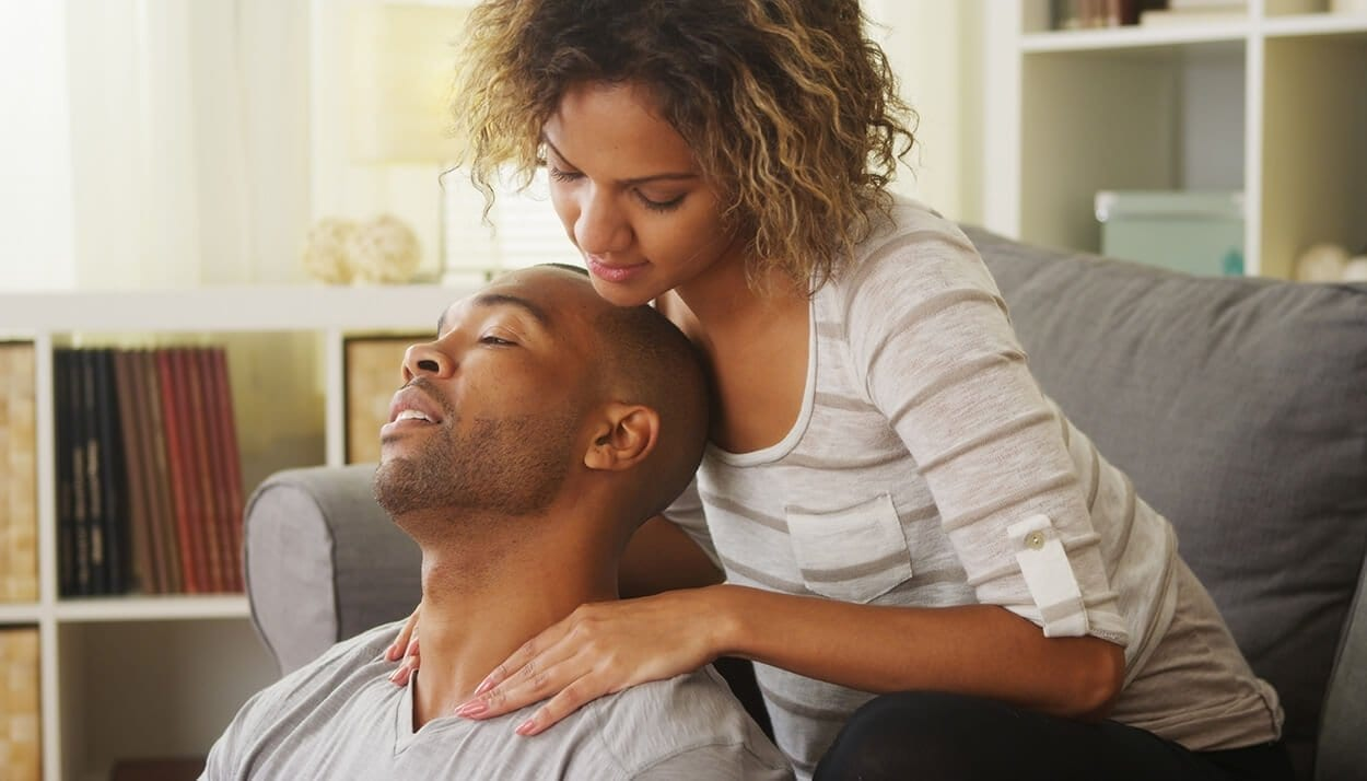 Why you need to massage your partner
