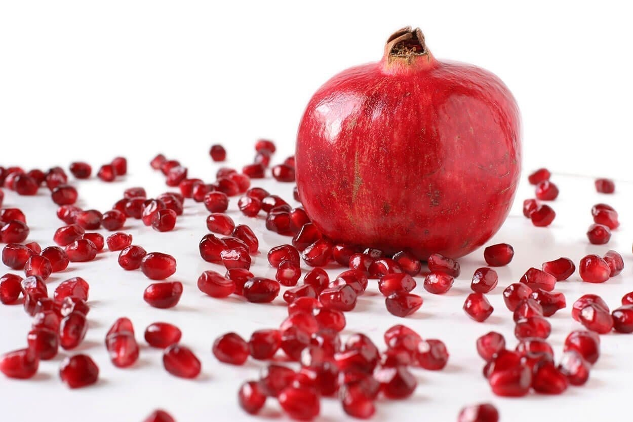 The potent benefits of pomegranate
