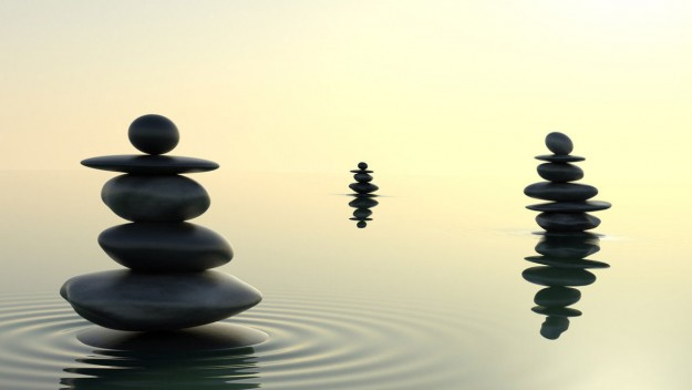 4 zen habits to keep you balanced