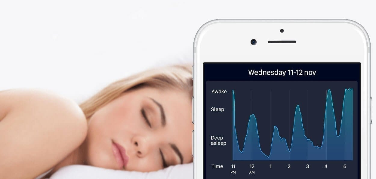 Sleep Cycle - A great app to keep your health on track