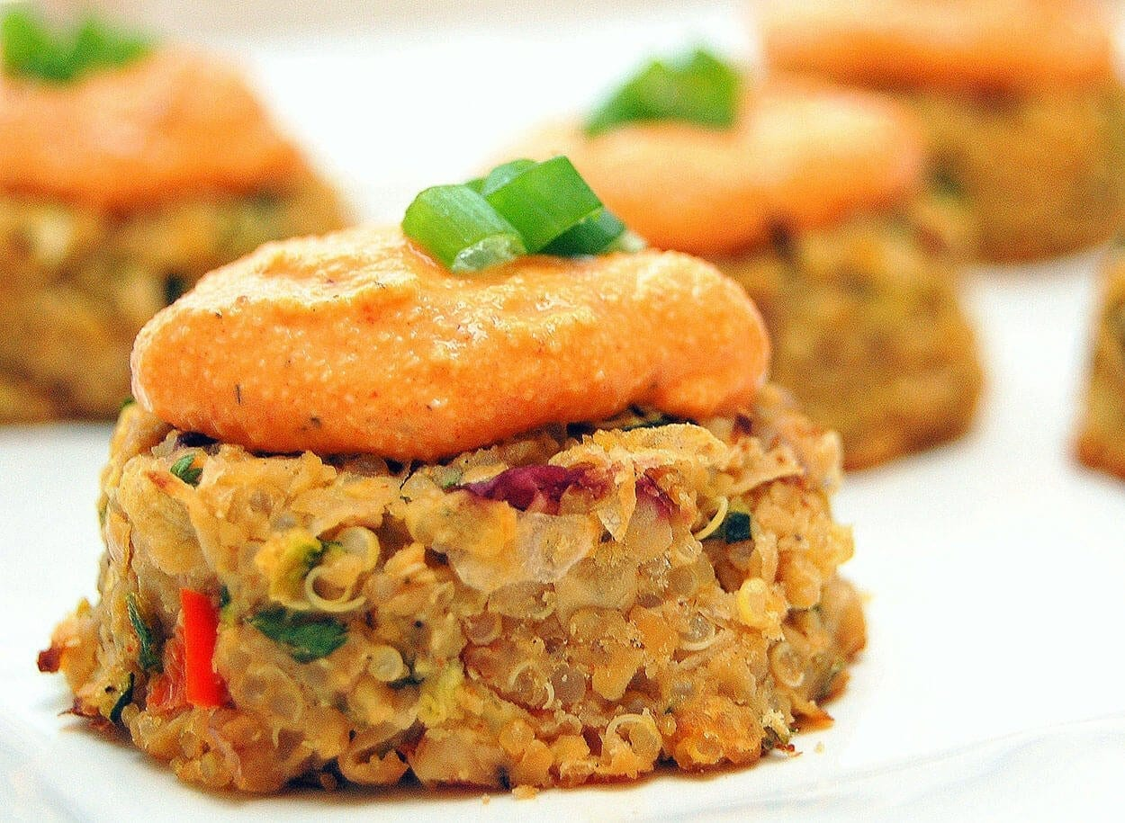 Our top 3 protein packed meatless meals