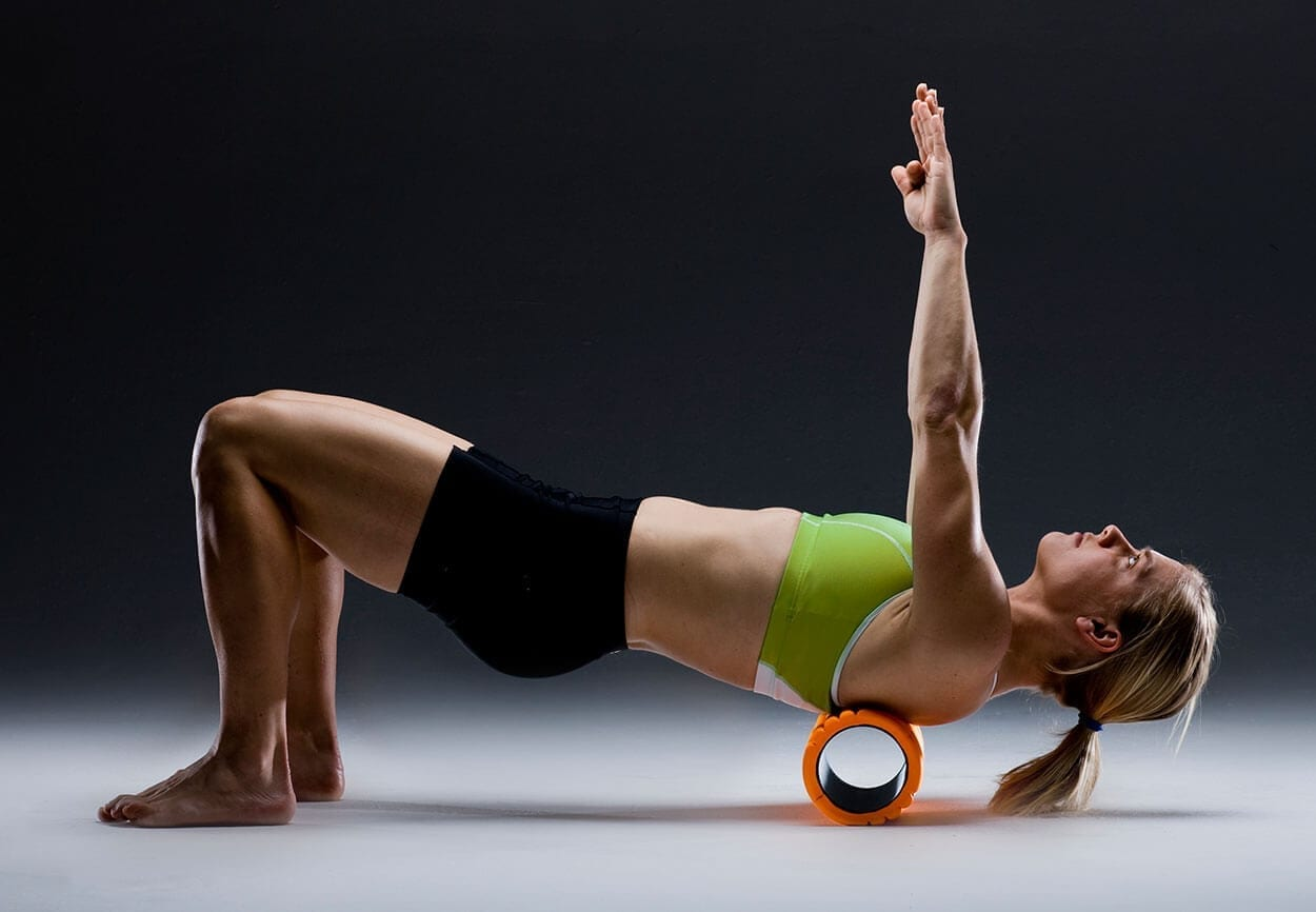 Foam Rolling - Top 5 Exercise Trends for 2016