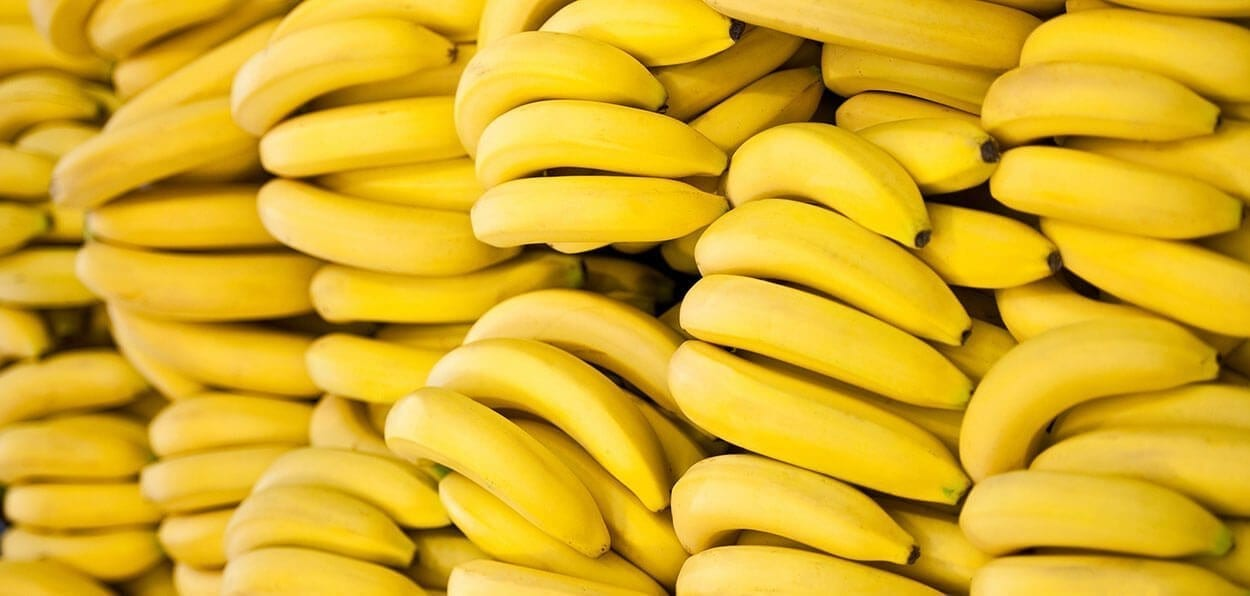 Bananas - Top 7 foods that look after your gut flora