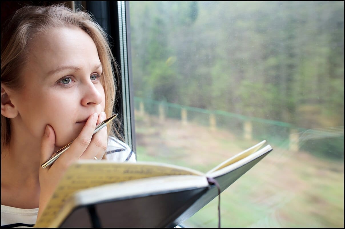 Write it down! The therapeutic benefits of writing
