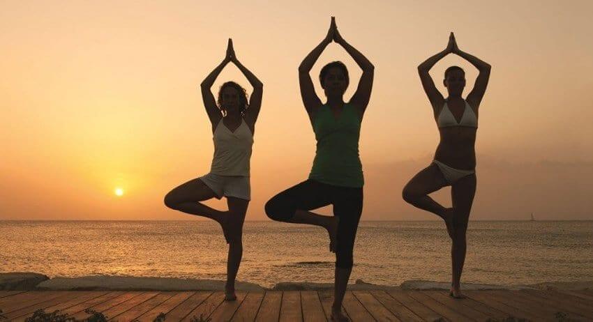 snhs beach yoga