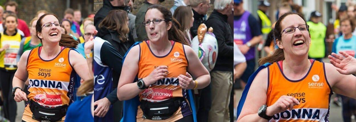 Donna Bibby Marathon