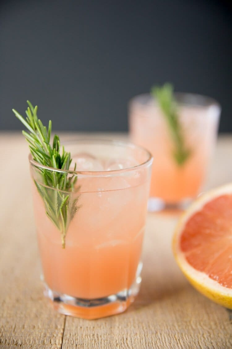 7 fresh recipes: healthy summer cocktails