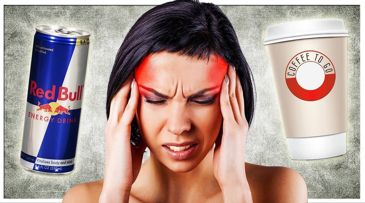 affect of caffeine on a woman