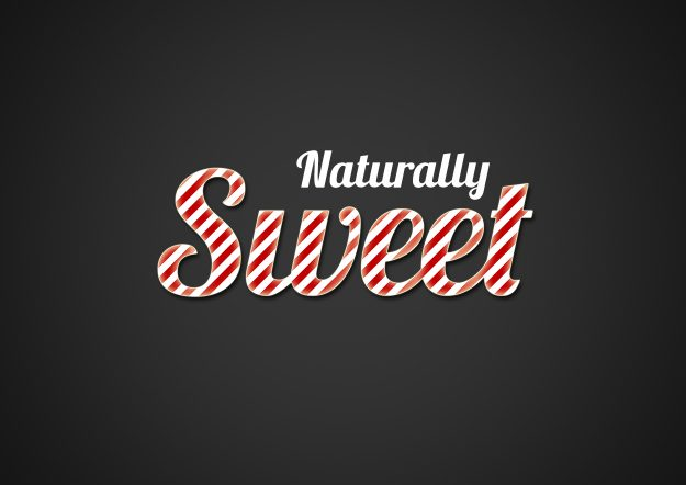naturally sweet graphic