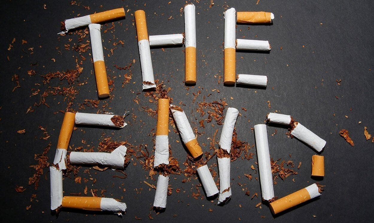 It's Stoptober. Time to stop smoking!