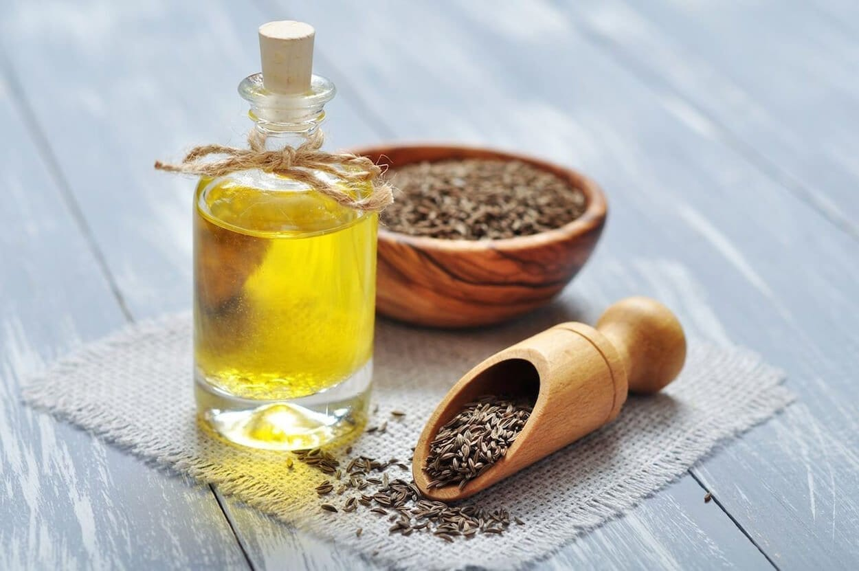 Using essential oils to enhance gut health