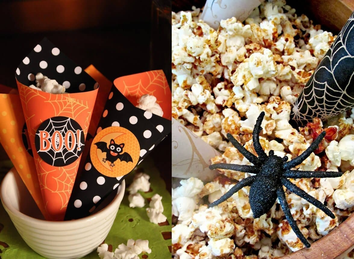 Healthy as Hell – our top Halloween party recipes
