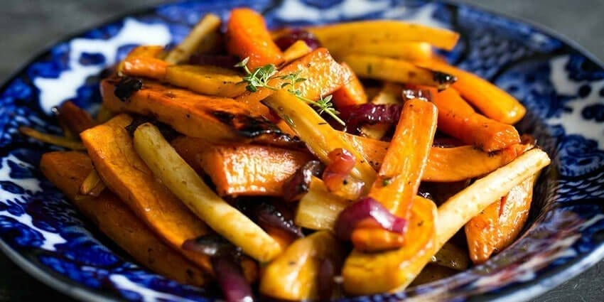 root veg chips