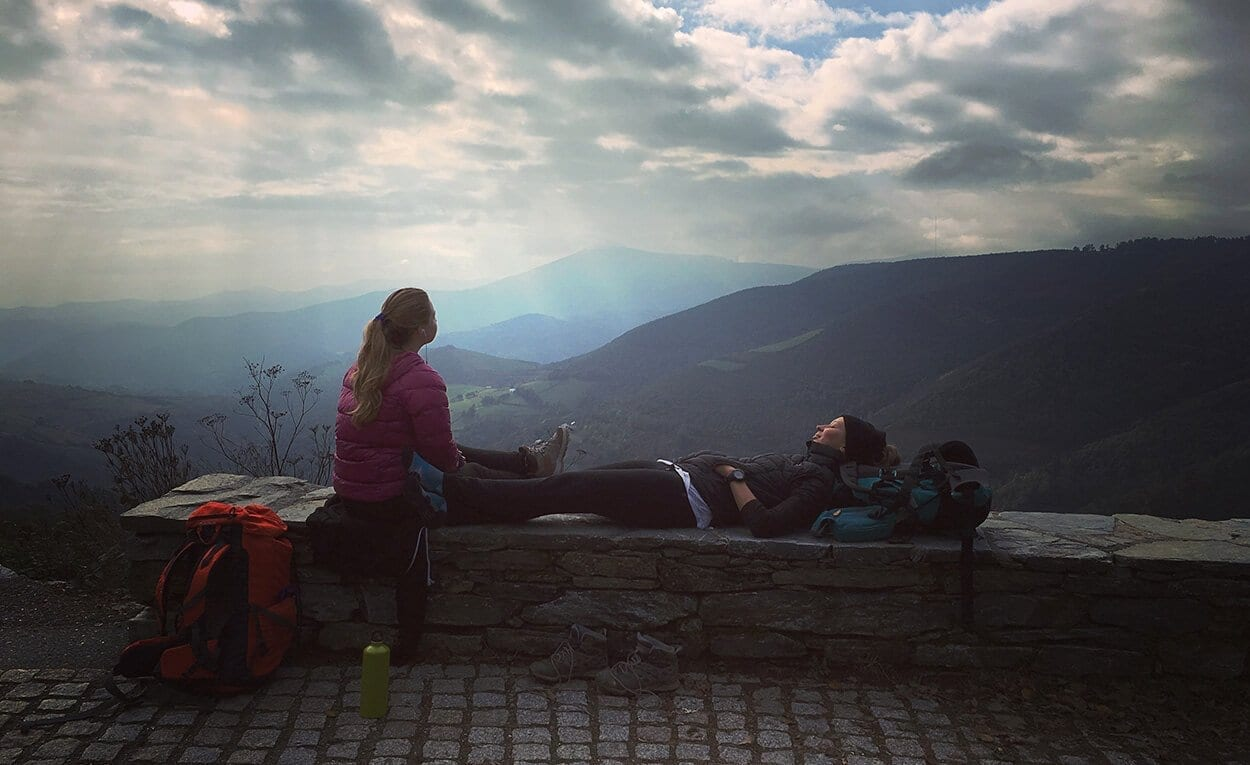 Interview with a pilgrim – a journey of self-discovery on the Camino