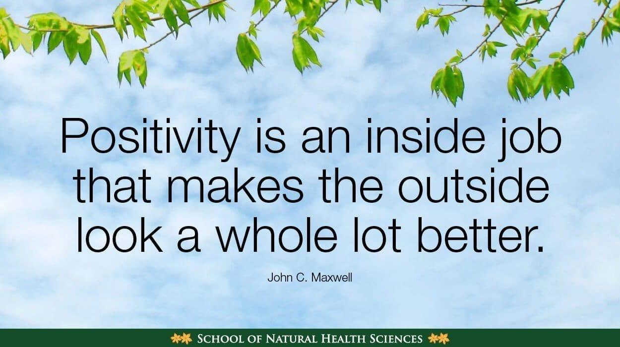 8 keys to positivity
