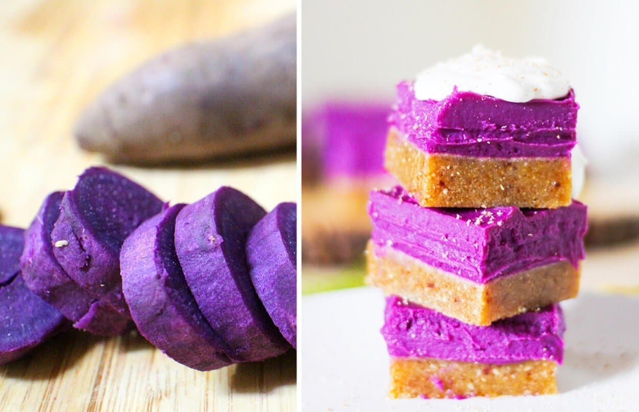 4 glorious sweet & savoury ways to eat sweet potatoes