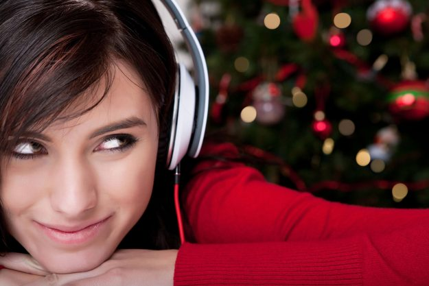 Christmas music playlist for blissful relaxation