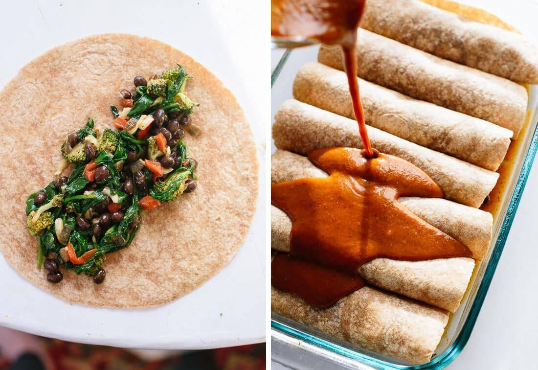 Plant protein recipes with 0% meat and 100% goodness