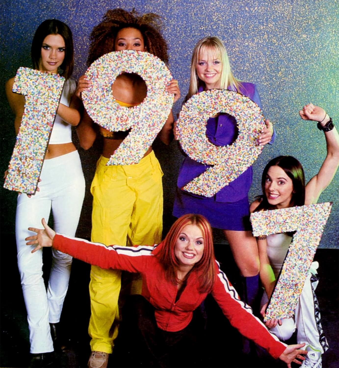 spice girls 1997