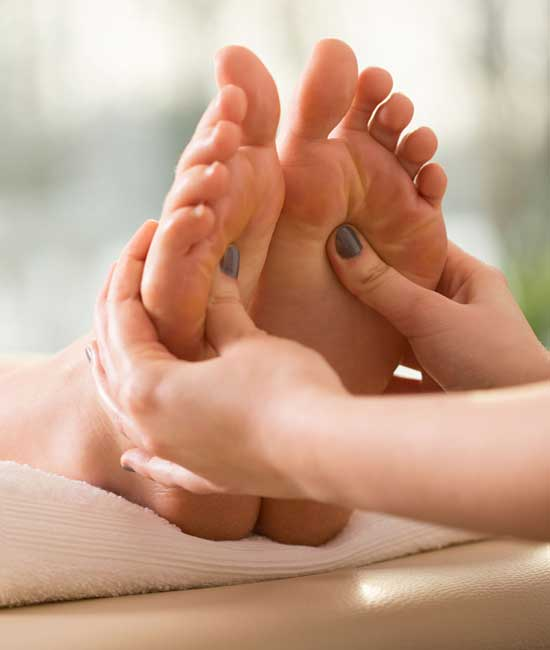 SNHS Reflexology 2 for 1