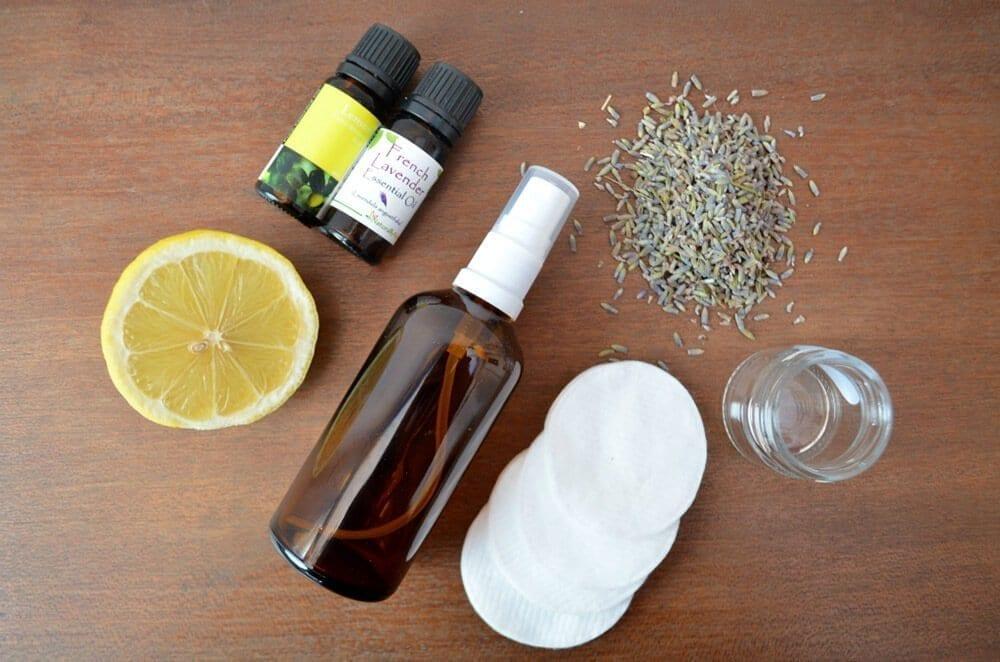 deodorant recipe ingredients